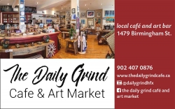 Daily Grind - art bar and Café