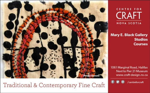 Nova Scotia Centre for Craft and Design and Mary E. Black Gallery
