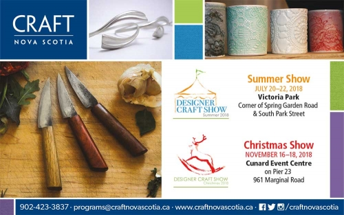 Nova Scotia Centre for Craft and Design Christmas Show
