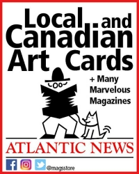 Atlantic News (local art cards)