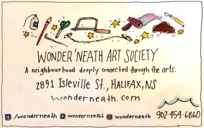 Wonder,Neath Art Society