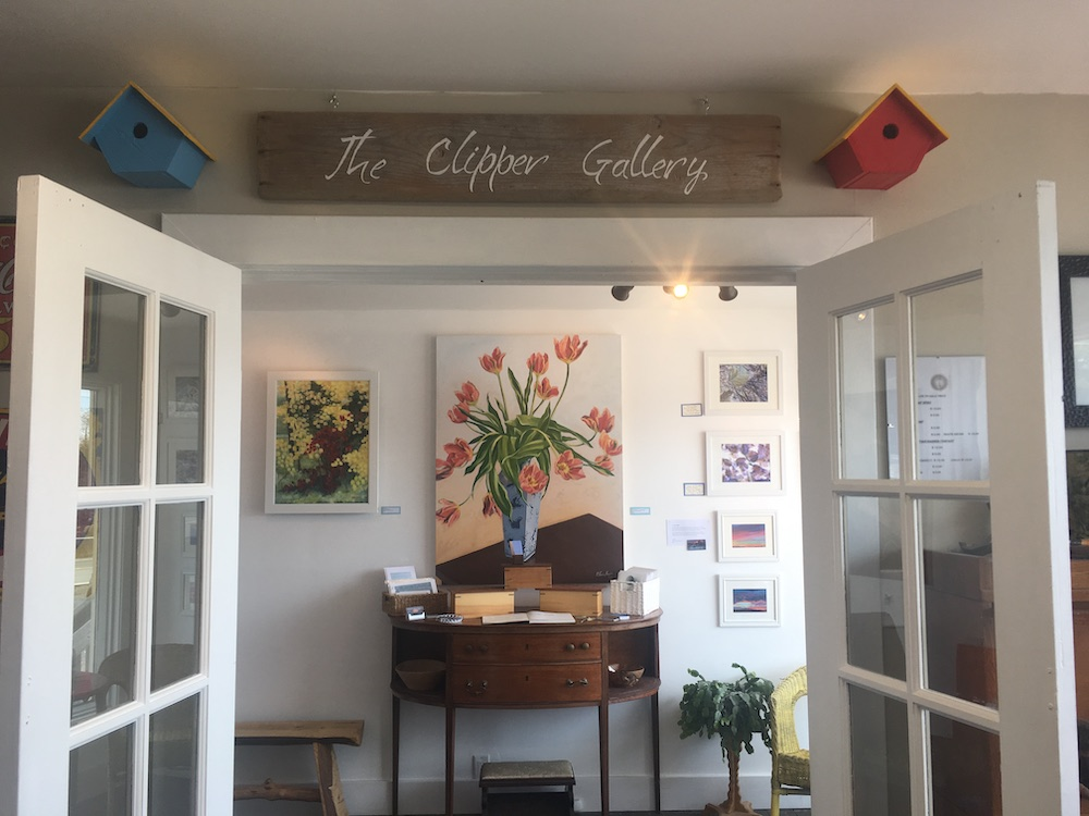 the Clipper Gallery