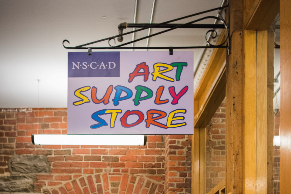NSCAD University Art Supply Store