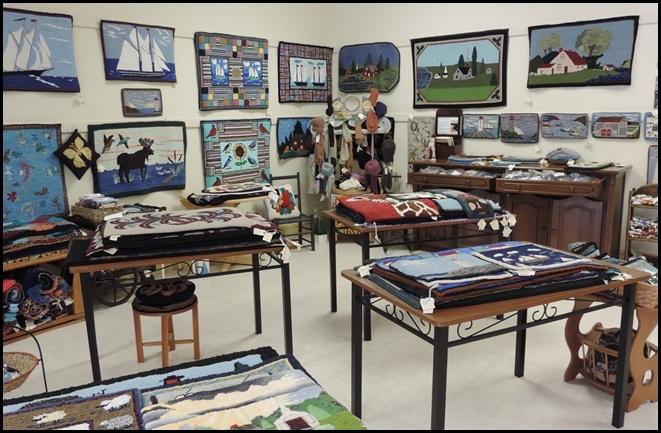 Hooked Rug Museum