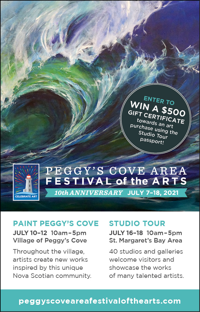 Peggy Cove Festival of the Arts